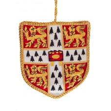 Cambridge Shield Christmas Decoration