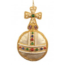 Sovereign Orb Christmas Tree Decoration