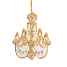 Chandelier Christmas Ornament